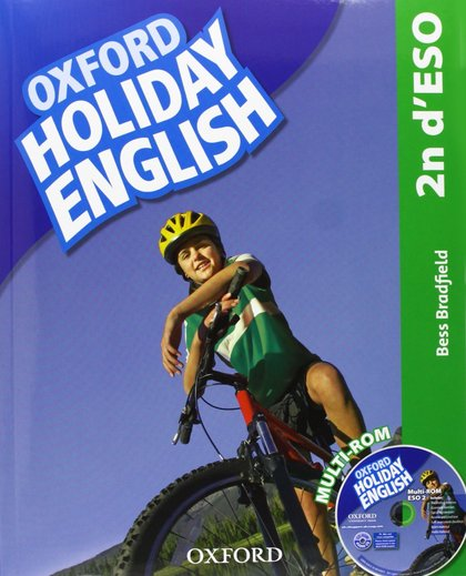 HOLIDAY ENGLISH 2ºESO STUD PACK CAT 2ED