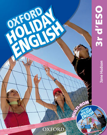 HOLIDAY ENGLISH 3ºESO STUD PACK CAT 2ED