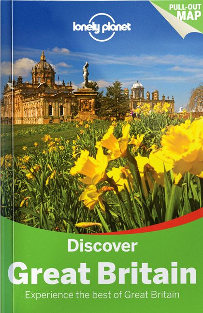 GREAT BRITAIN 4  *LONELY PLANET ING.2015*