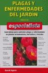PLAGAS Y ENFERMEDADES DEL JARDÍN PARA EL ESPECIALISTA