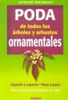 PODA DE TODOS LOS ÁRBOLES Y ARBUSTOS ORNAMENTALES