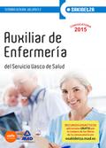 AUXILIAR DE ENFERMERÍA DE OSAKIDETZA-SERVICIO VASCO DE SALUD. TEMARIO GENERAL VO.