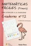 MATEMÁTICAS FÁCILES 12.