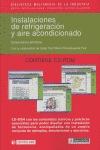 INSTALACIONES DE REFRIGERACIÓN Y AIRE ACONDICIONADO