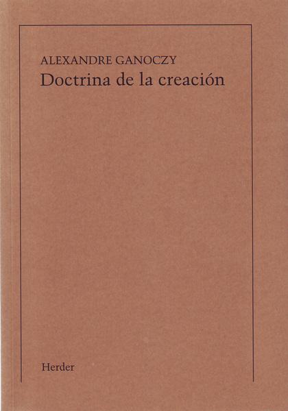 DOCTRINA CREACION