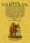 LIBRO DE CONIVROS CONTRA TEMPESTADES, CONTRA ORUGA Y ARAÑUELA