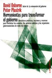 HERRAMIENTAS PARA TRANSFORMAR EL GOBIERNO: DIRECTRICES PRÁCTICAS, LECC