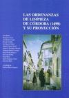 LAS ORDENANZAS DE LIMPIEZA DE CÓRDOBA (1498) Y SU PROYECCIÓN