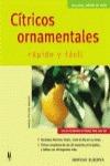 CITRICOS ORNAMENTALES