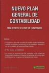 NUEVO PLAN GENERAL DE CONTABILIDAD