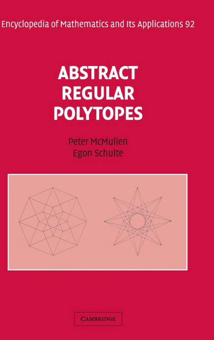 ABSTRACT REGULAR POLYTOPES