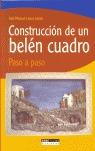 CONSTRUCCIÓN DE UN BELÉN CUADRO: PASO A PASO