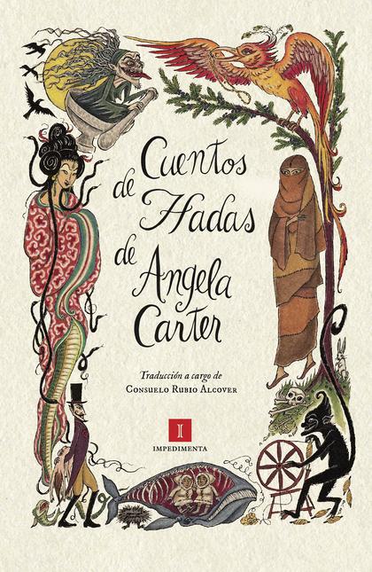 CUENTOS DE HADAS DE ANGELA CARTER.