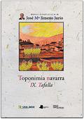 TOPONIMIA NAVARRA. IX. TAFALLA.