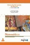 MATEMATICAS EDUCACION SECUNDARIA DE ADULTOS