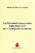 LOS TRATADOS INTERNACIONALES SOBRE PROTECCIÓN DE LA INFORMACIÓN CLASIFICADA