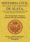 HISTORIA CIVIL DE ÁLAVA