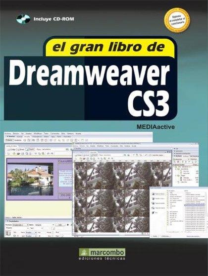 GRAN LIBRO DE DREAMWEAVER CS3 (CD-ROM).