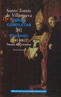 OBRAS COMPLETAS DE SANTO TOMÁS DE VILLANUEVA. II: CONCIONES 41-98. TIEMPO CUARES.