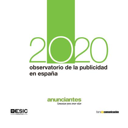 OBSERVATORIO DE LA PUBLICIDAD EN ESPAÑA 2020                                    RESUMEN DE DATO