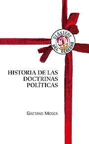 HISTORIA DE LAS DOCTRINAS POLÍTICAS