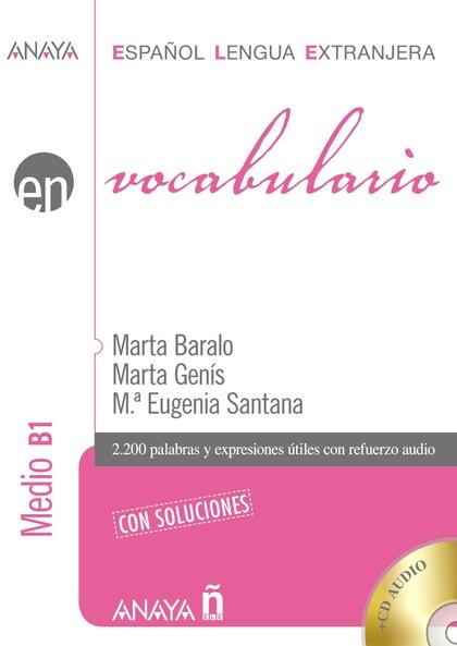VOCABULARIO. NIVEL MEDIO B1.