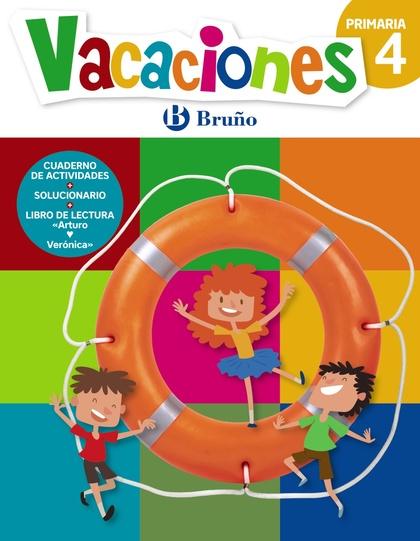 VACACIONES BRUÑO 4 PRIMARIA.