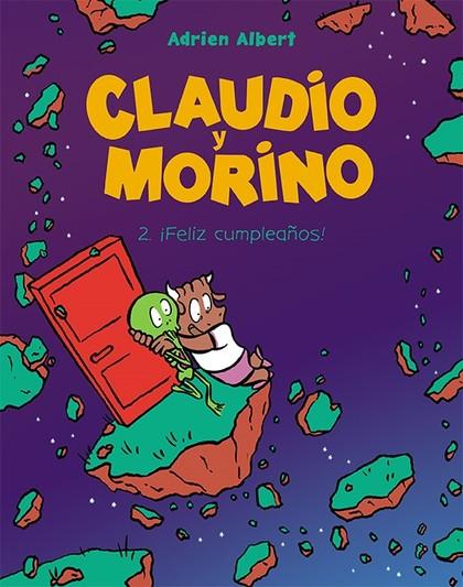 CLAUDIO Y MORINO 2. ¡FELIZ CUMPLEAÑOS!.