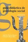 GUÍA DIDÁCTICA DE PSICOLOGÍA SOCIAL EN LA LICENCIATURA DE SOCIOLOGÍA DE LA UNIVERSIDAD DE ALICA