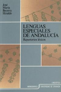 LENGUAS ESPECIALES ANDALUCIA