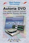 AUTORÍA DVD