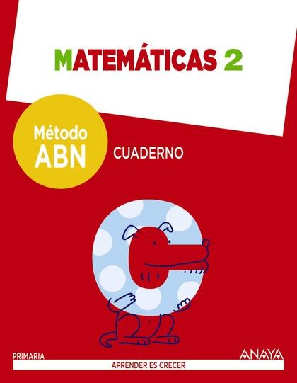 MATEMÁTICAS 2. MÉTODO ABN. CUADERNO.
