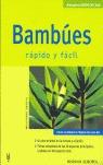 BAMBUES -JARDINERIA EN CASA