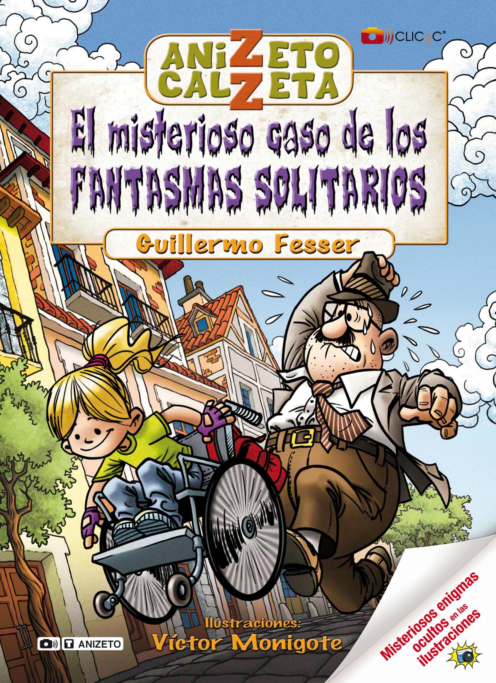ANIZETO CALZETA. EL MISTERIOSO (DIGITAL)