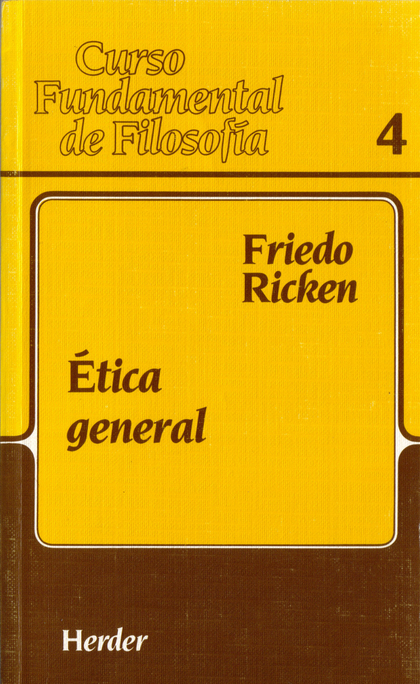 ETICA GENERAL