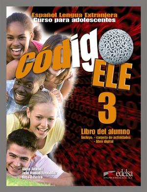 CÓDIGO ELE 3 - LIBRO DIGITAL DEL ALUMNO.