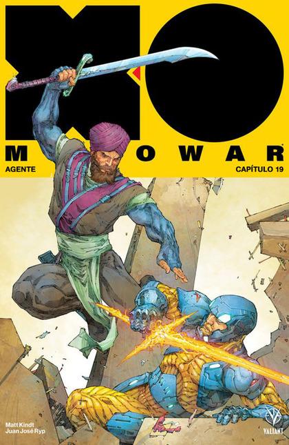 X-O MANOWAR 19.