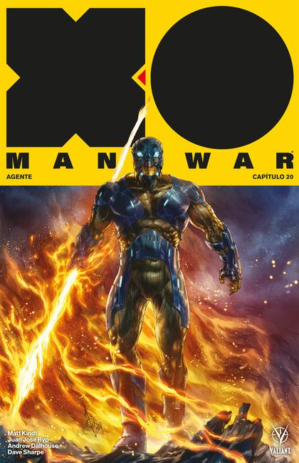 XO MANOWAR 20.