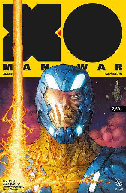 X-O MANOWAR 21.