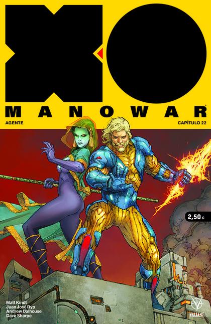 X-O MANOWAR 22.