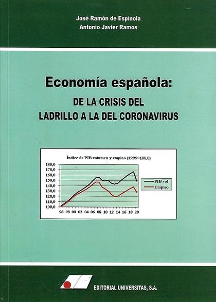 ECONOMÍA ESPAÑOLA: DE LA CRISIS DEL LADRILLO A LA DEL CORONAVIRUS.