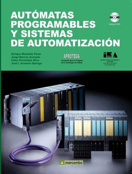 AUTÓMATAS PROGRAMABLES Y SISTEMAS DE AUTOMATIZACIÓN.