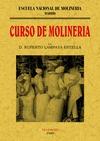 CURSO DE MOLINERÍA
