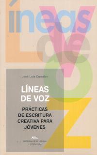 LINEAS DE VOZ: PRÁCTICAS DE ESCRITURA CREATIVA PARA JÓVENES