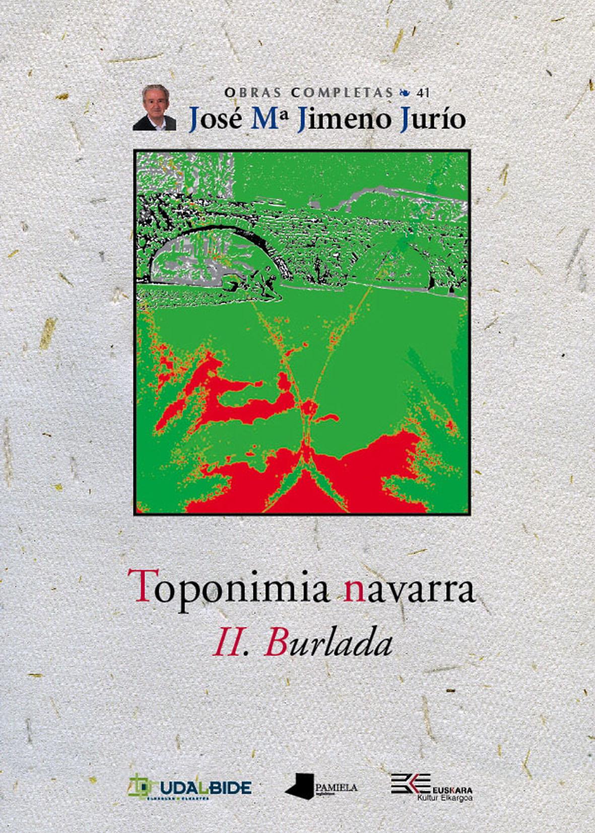 TOPONIMIA NAVARRA. II. BURLADA.