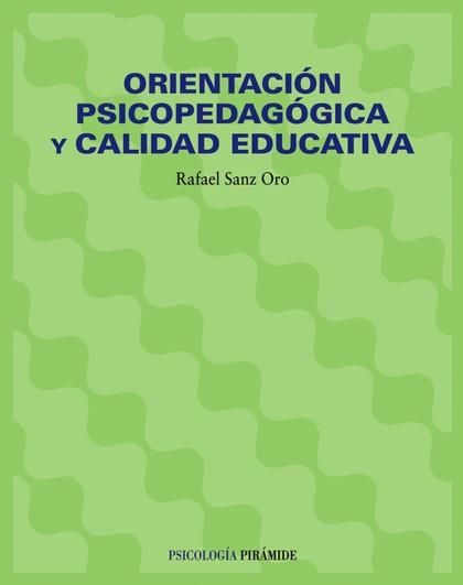 Orientación psicopedagógica y calidad educativa