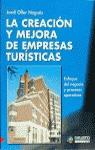 CREACION MEJORA EMPRESAS TURISTICAS