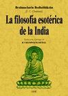 FILOSOFÍA ESOTÉRICA DE LA INDIA