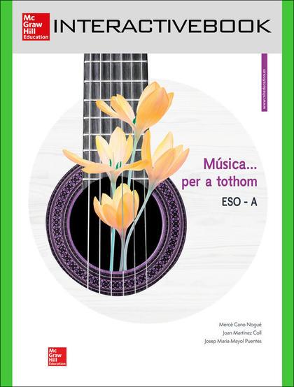 MUSICA ... PER A TOTHOM - ESO A. LLIBRE DIGITAL