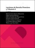 LECCIONES DE DERECHO FINANCIERO Y TRIBUTARIO II